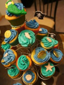 MermaidandPirateCupcakes