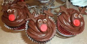 ReindeerCupcakes