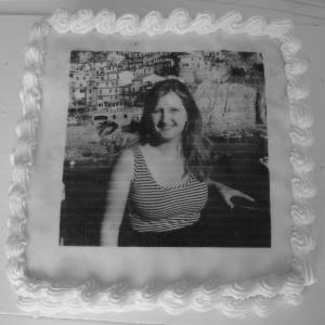 Graduation Cake 2