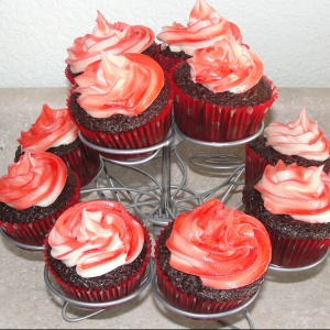RedSwirl Cupcakes